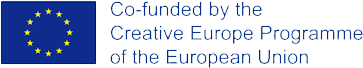 co-founded by the Creative Europe Programme of the European Union